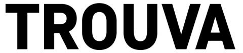 Company logo: trouva