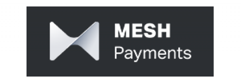 Company logo: mesh payments