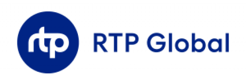 Company logo: rtp global
