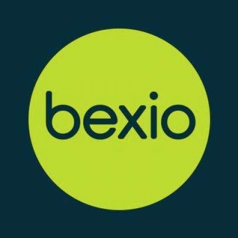 Company logo: bexio