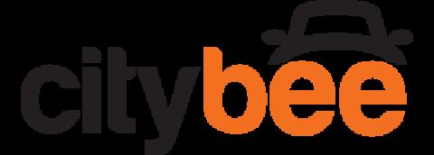 Company logo: citybee