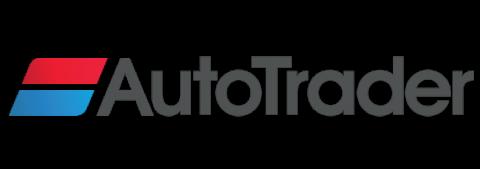 Company logo: auto trader