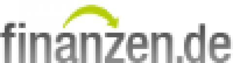 Company logo: finanzen.de