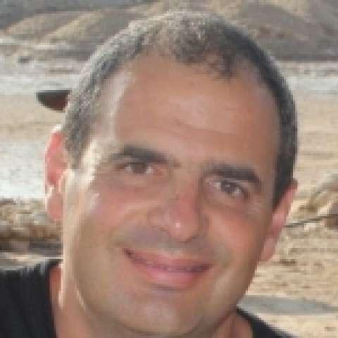 Person avatar: Nadav Zohar