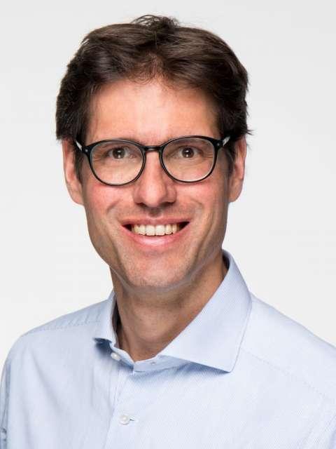 Person avatar: Sven van den Bergh