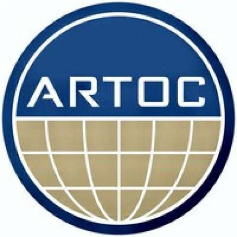 Company logo: artoc