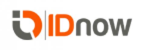 Company logo: idnow