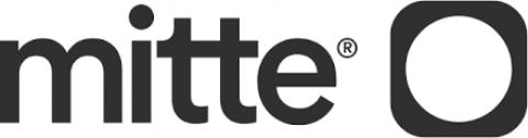 Company logo: mitte