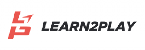 Company logo: learn2play