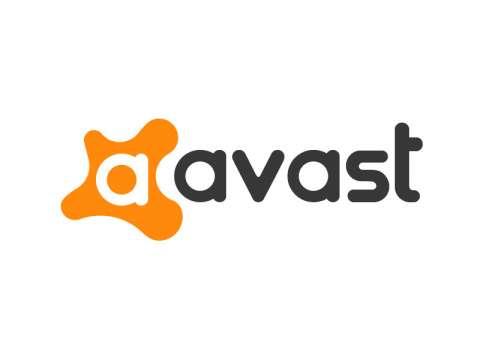 Company logo: avast