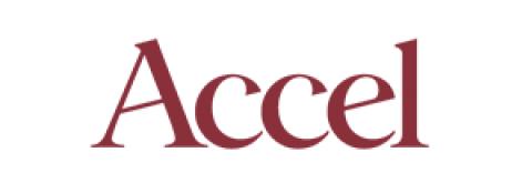 Company logo: accel partners