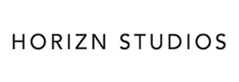 Company logo: horizn studios