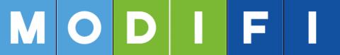 Company logo: modifi