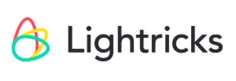 Logo: Lightricks