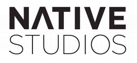 Company logo: native studios