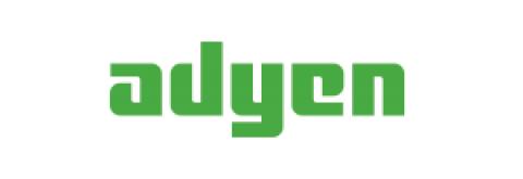 Company logo: adyen