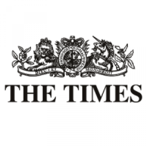 Logo: The Times
