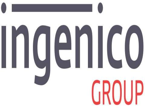 Company logo: ingenico