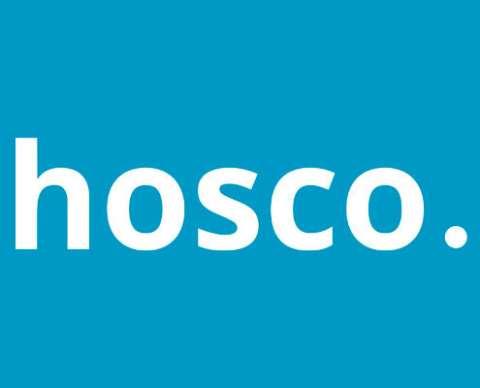 Company logo: hosco