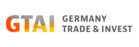Company logo: germany trade and invest