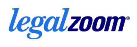 Company logo: legalzoom