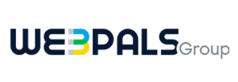 Company logo: webpals group