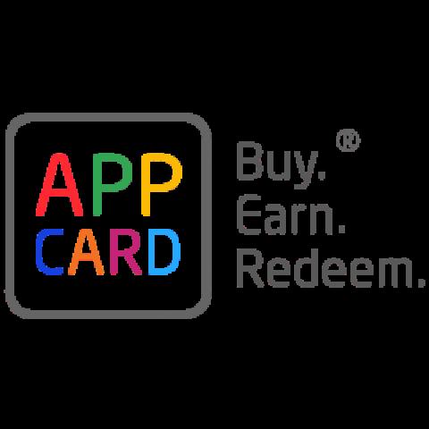 Company logo: appcard