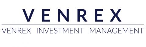 Company logo: venrex investment management
