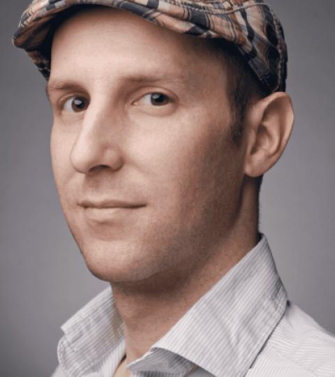 Person avatar: Benjamin Joffe