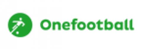 Company logo: onefootball
