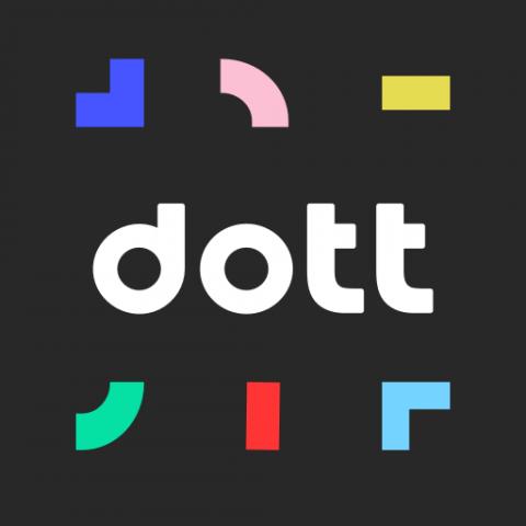 Company logo: dott