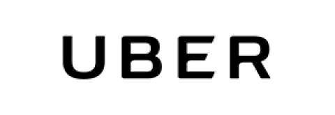 Logo: UBER