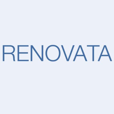 Company logo: renovata partners