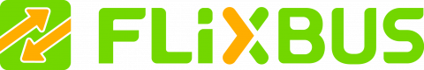 Company logo: flixbus