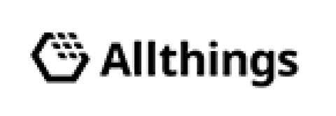 Company logo: allthings