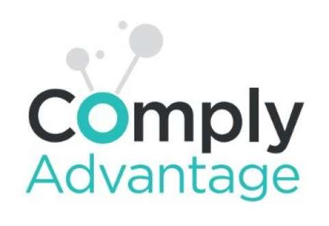 Company logo: complyadvantage