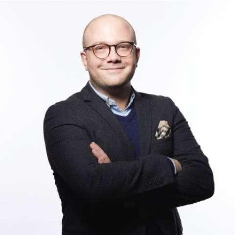 Person avatar: Johannes Steger