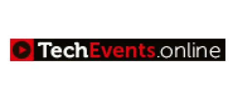 Company logo: techevents.online