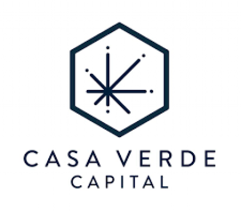 Company logo: casa verde capital