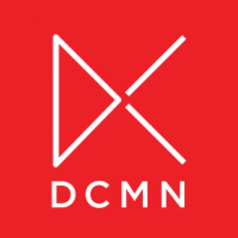 Company logo: dcmn