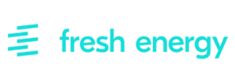 Company logo: fresh energy