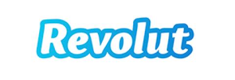 Company logo: revolut