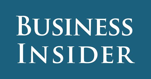 Company logo: business insider