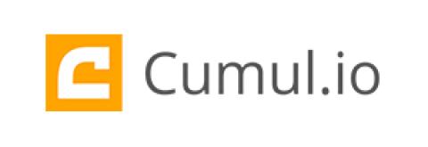 Company logo: cumul.io