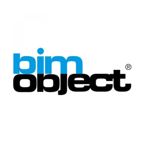 Company logo: bimobject