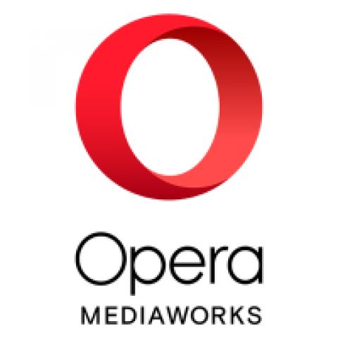 Company logo: opera mediaworks