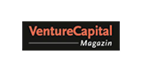 Company logo: venturecapital magazin