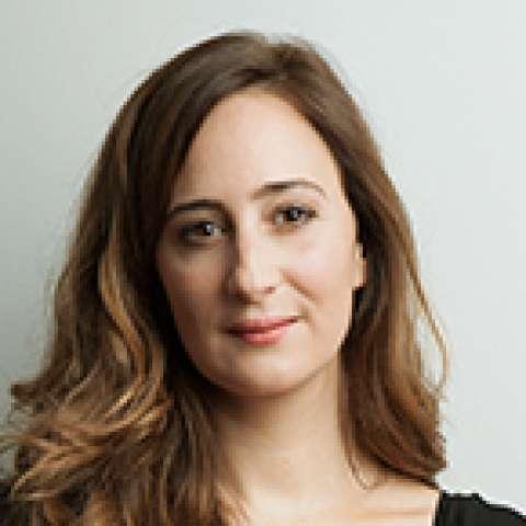Person avatar: Celine Lazorthes