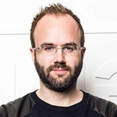 Person avatar: Magnus Larsson