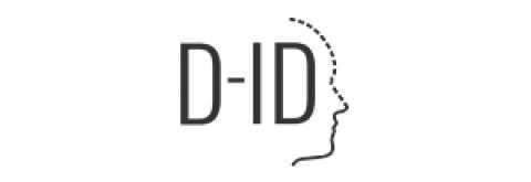 Company logo: d-id